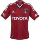 Beşiktaş 2012-2013 Kırmızı Maç Forması