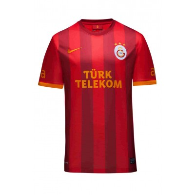 Galatasaray 2013-2014 Çocuk Forması (Kırmızı)