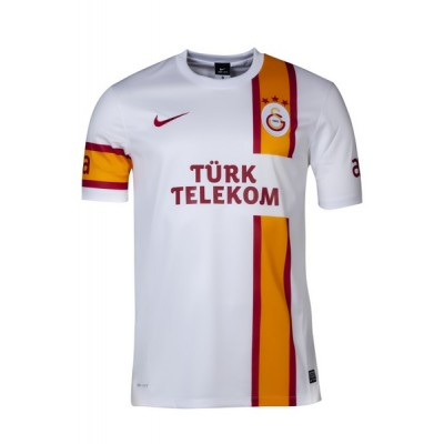 Galatasaray 2012-2013 Maç Forması (Beyaz)