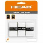 Head Prestige Pro Grip 3 lü (Beyaz)