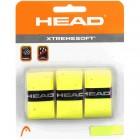 Head Xtreme Soft Grip 3 lü (Sarı)