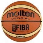 Molten BGM6 FIBA Onaylı Deri Basketbol Topu 6 No