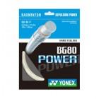 Yonex BG 80 Power Badminton Kordajı (Turuncu)