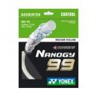 Yonex NBG 99 Nanogy Badminton Kordajı (Beyaz)